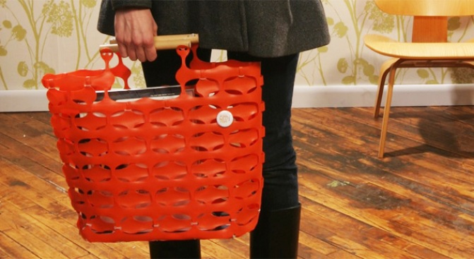 Want This: Constructive Tote