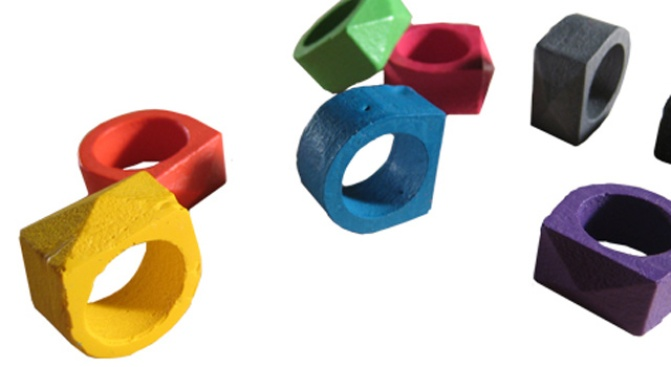 Want This: Crayon Rings!