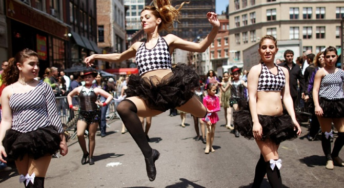 Save the Date: New York City Dance Parade