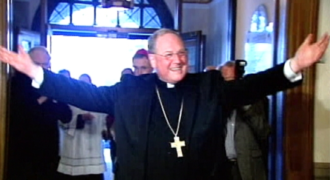 Archbishop Timothy Dolan Will Succeed Egan