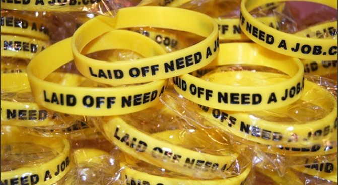Need a Job?  Where's Your Bracelet?