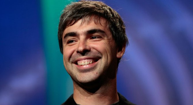 Google Shake-Up Puts Page Back in CEO Chair