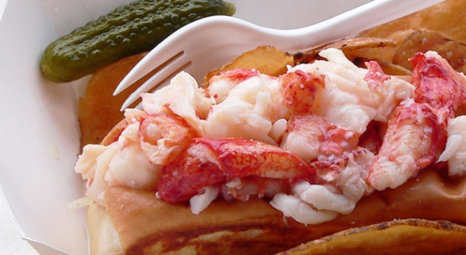 Downtown's Best Lobster Rolls