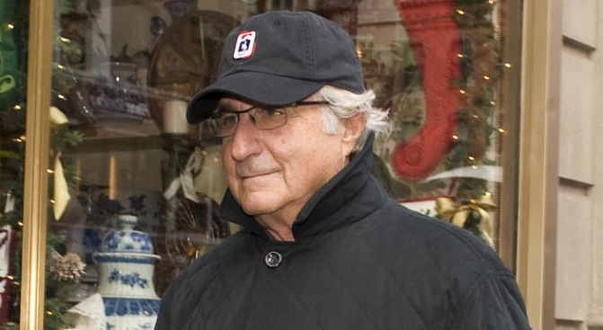 Madoff's Prison Prep: Calm and Cool