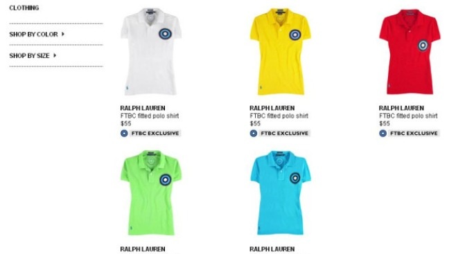 "Charitable Fashion: The ""Summer Fridays"" Polo"