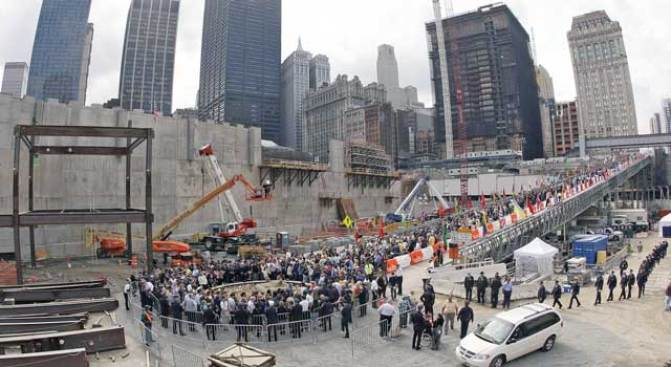 Ground Zero Hotel Wants to Attract WTC Tourists