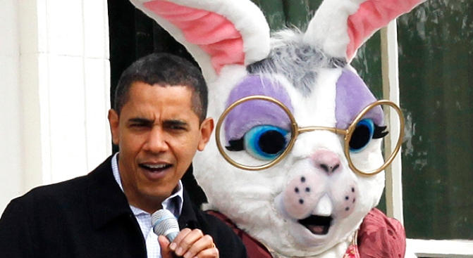 Barack Obama, Secret Republican