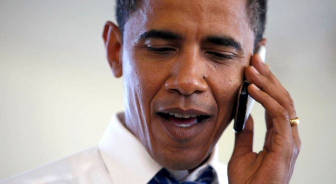 Barack Will Get His BlackBerry Back