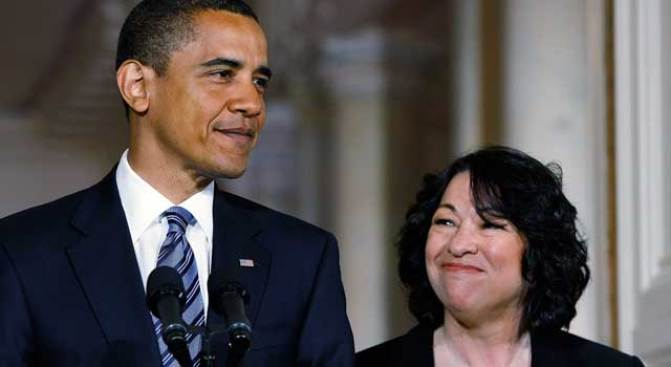 What Sotomayor Pick Says About Obama