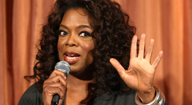 Oprah Raises Twitter Traffic 43 Percent