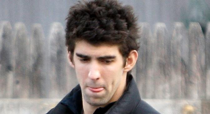 Cops Building Bong Case Against Phelps: Lawyer