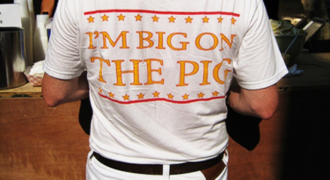 Eat It: 2nd Annual 3rd Ward Pig Roast & Dance Party