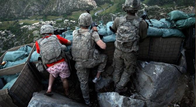 """""""Pink Undies"""" Soldier Heads Home to DFW"""