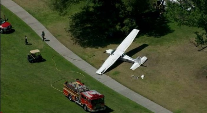 1 Dead After Small Planes Collide Mid-Air: FAA
