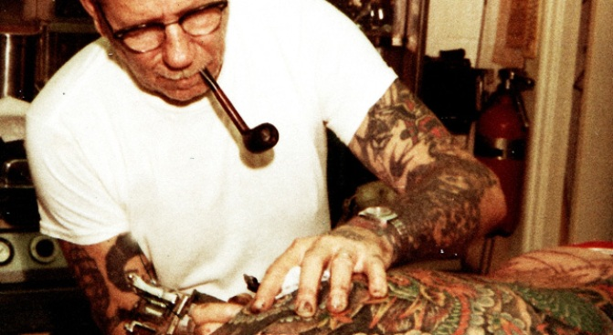 Tonight: 'Hori Smoku Sailor Jerry' Screening