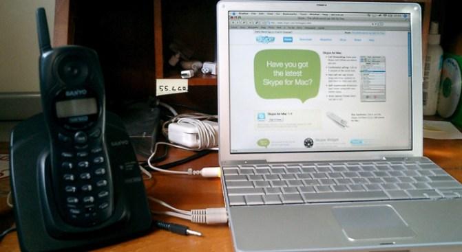 Skype Takes Aim at iPhone