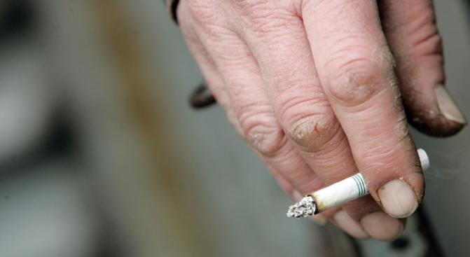 Study: Poor Smokers Spend 25 Pct of Income on Cigs