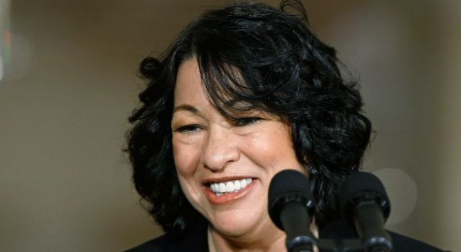 Most Americans Want Sotomayor on High Court: Poll