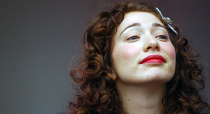 7/24: Regina Spektor Plays a Cozy Show