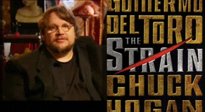 What Guillermo del Toro's Doing at Midnight