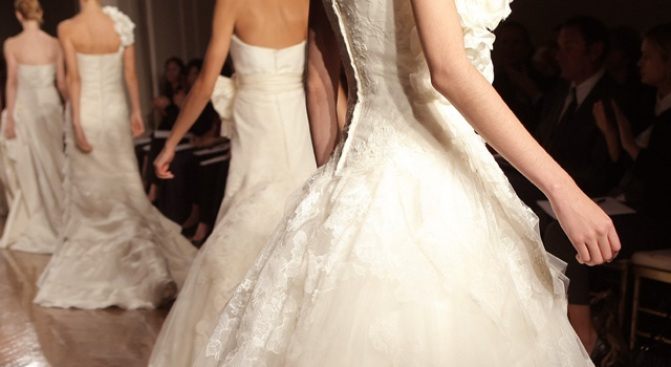 Want This: Vera Wang Bridal at 80% Off