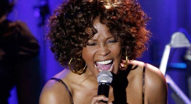 Whitney Houston to Release New Album