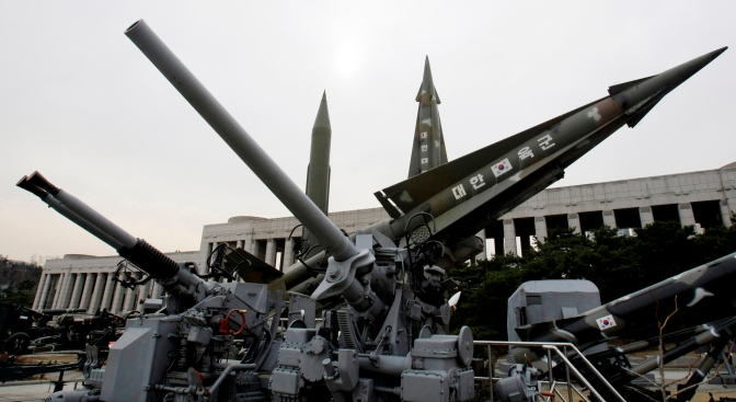 Japan to North Korea: We Will Shoot You Down