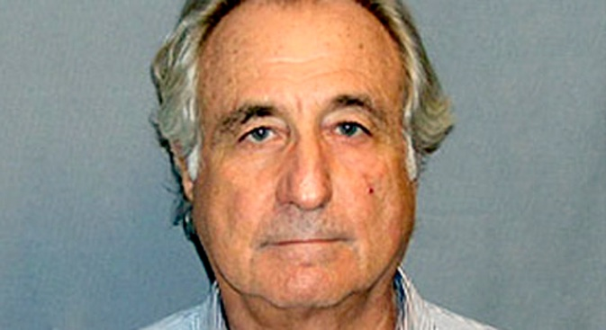 Madoff a Natural Born Liar