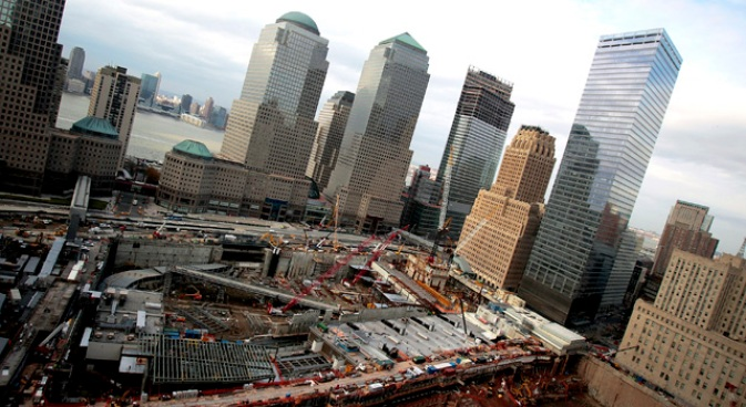 WTC Rebuilding Goes Back to the Negotiating Table