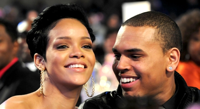 Rihanna and Chris Brown Alleged Attack Recreated