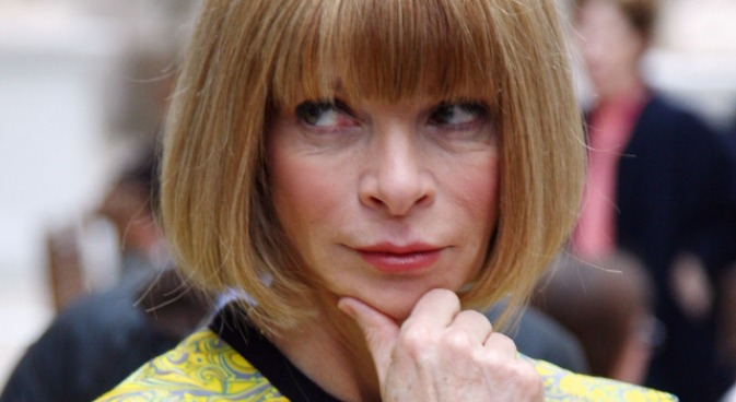 Wintour Eyes the White House