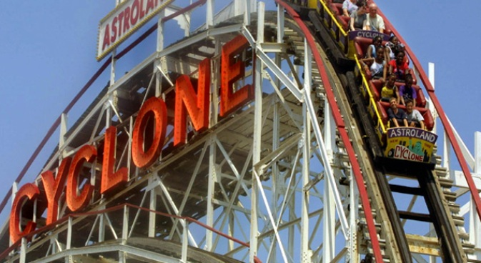 The Cyclone Turns 82!