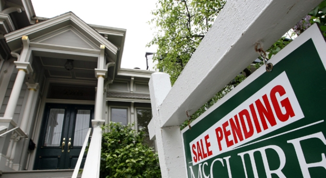 "Are ""Pending Home Sales"" Real?"