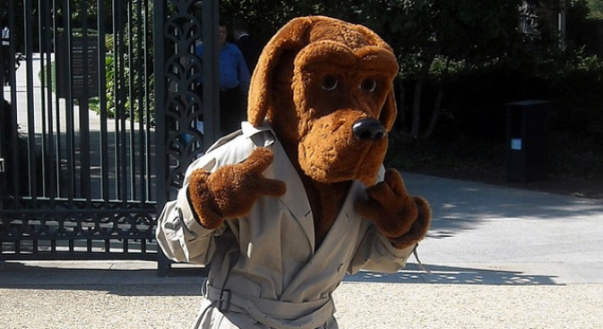 Metrobus Driver Sucker Punches McGruff: Police