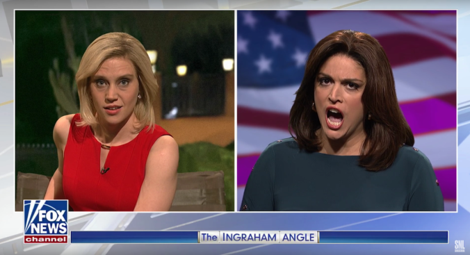 'SNL' Returns With Takes on Election Day, Migrant Caravan