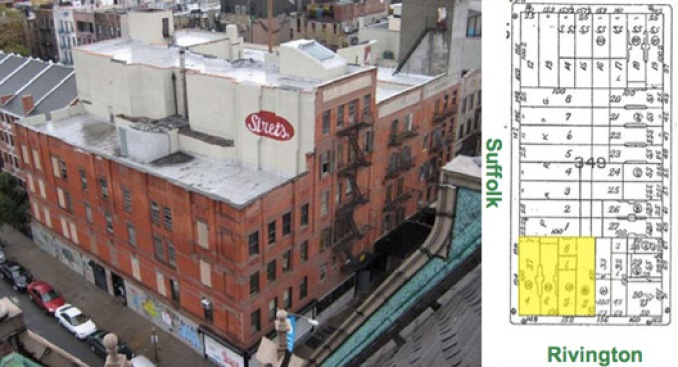 Streit's Matzo Factory Back Up For Sale on LES