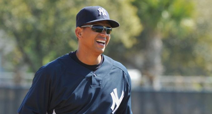 A-Rod's Cousin Revealed in a NY Minute