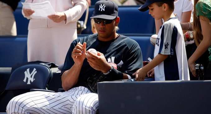 "A-Rod's Surgery ""Went Exactly as Planned"""
