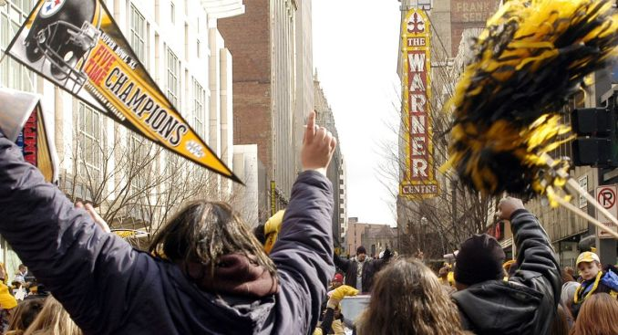 The Steelers May Not Get a Parade if They Win on Sunday