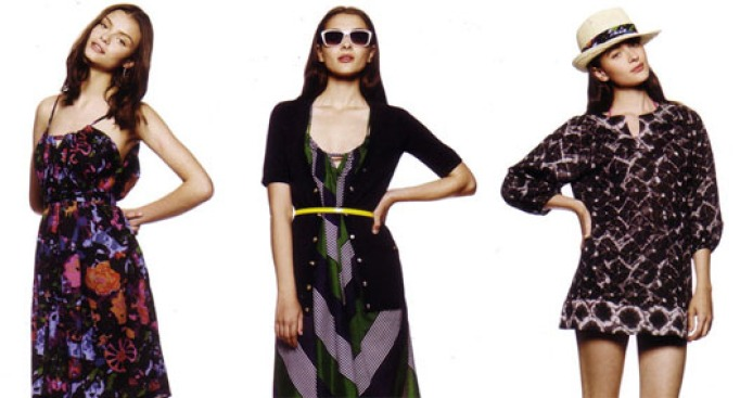Collabs: Thakoon's Resort-Ready Target Line