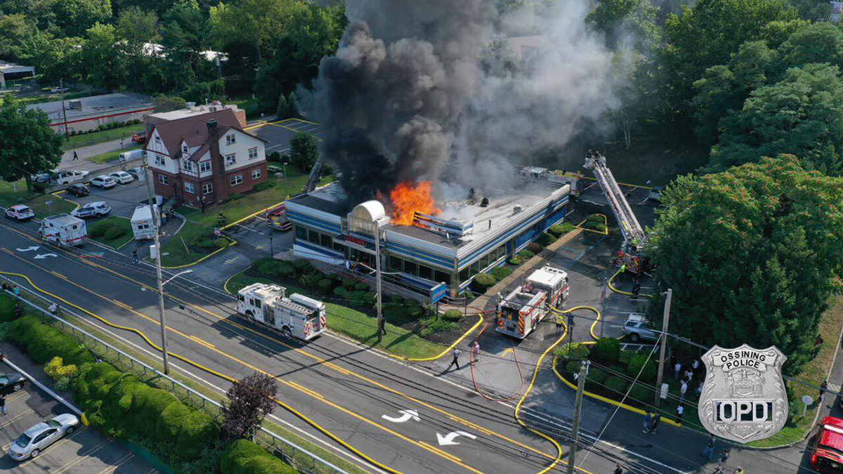 Beloved Westchester County Diner Gutted by Raging Fire