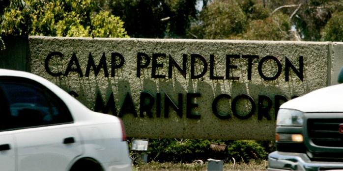 [DGO] Marines Killed at Camp Pendleton ID'd