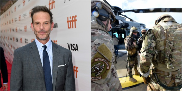 [NATL] 'You Hear How Human These Men Are': Peter Berg Reflects on 'The Warfighters'