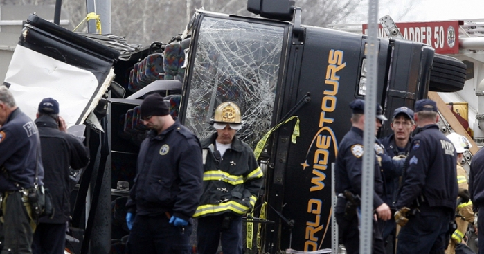 LaHood Outlines New Tour Bus Safety Measures