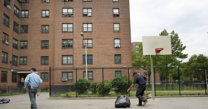 Tenants Question Pricey Apts. in NY Public Housing