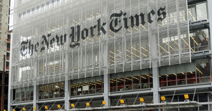 4 New York Times Journalists Missing in Libya