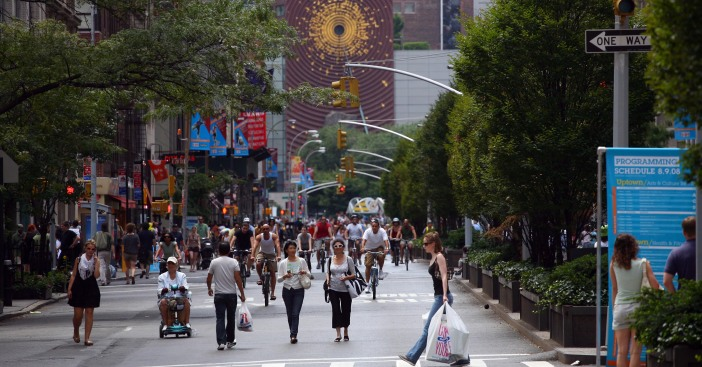 Take It to the Summer Streets -- Again