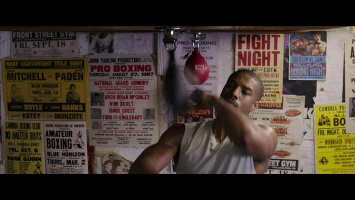 Watch: 'Rocky' Spinoff 'Creed' Trailer
