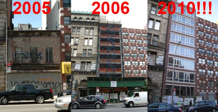 A Bowery Before-and-After on the Lower East Side