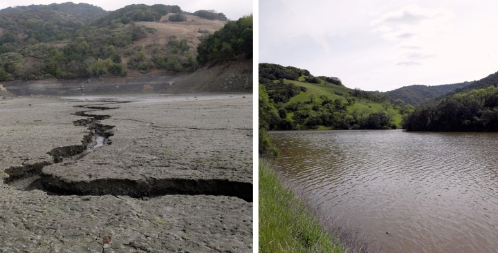 Drought is Over in Nearly One-Fourth of California: Monitor